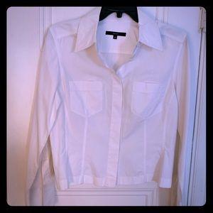 GUCCI - White Tailored Shirt